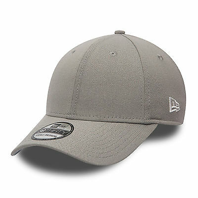 NEW ERA Grey Flag 39Thirty Cap Grey BNWT