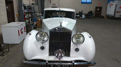 1949 Rolls-Royce Silver Shadow CHROME Gorgeous, meticulously maintained Wraith. Stunningly