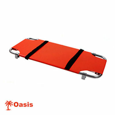 """Animal Stretcher Washable Durable Material 20"""" X 47""""  Orange Each"""