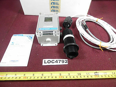 Omega 05550A Infared Pyrometer Thermometer Loc4792