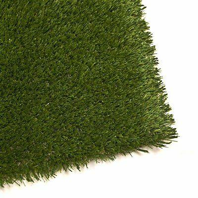ALEKO Artificial Grass Roll of 3 x 6 ft U Shape Monofil PE 18 sq ft