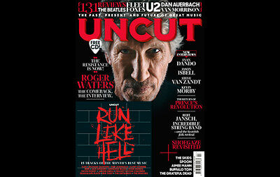 Roger Waters - Uncut Magazine + CD July 2017 (NOBARCODE)