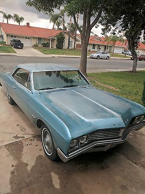 1967 Buick Skylark Base Coupe 2-Door 1967 Buick Skylark Base Coupe 2-Door