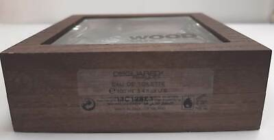 He Wood Rocky Mountain Wood Dsquared2 Edt Pour Homme  - 100 Ml 3.4 Fl. Oz -