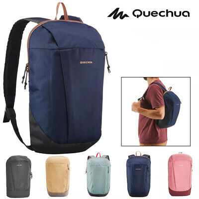 Quechua Arpenaz Backpack 10L by Decathlon Light And Durable Day Pack Multi-Color