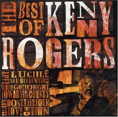 Kenny Rogers - The Best Of Kenny Rogers NEW CD