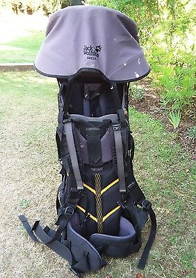 Jack Wolfskin Watchtower Pro Hiking backpack baby carrier