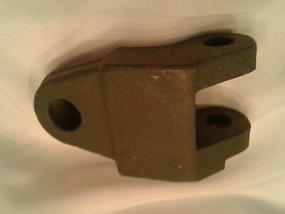 Tow Bar Foot Military 3/4 inch