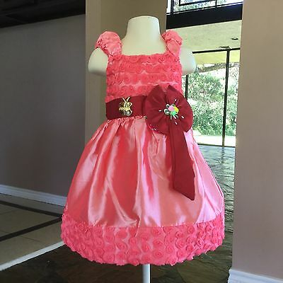 baby toddler girl clothes,birthday ,party, summer dress 3T,4T,5T