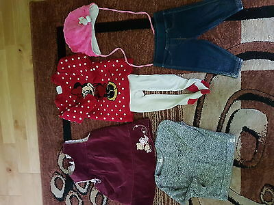 Baby girl bundle clothes size 0-3months