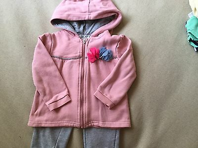 Redoute Twin Baby Girl Track suits 9-12 Months