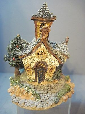 BOYDS TOWN BEARLY BUILT VILLAGES CHAPEL IN THE WOODS 1st EDITION