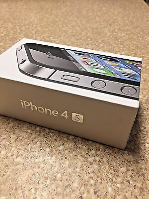 Apple Verizon iPhone 4S Black 16GB (box only)