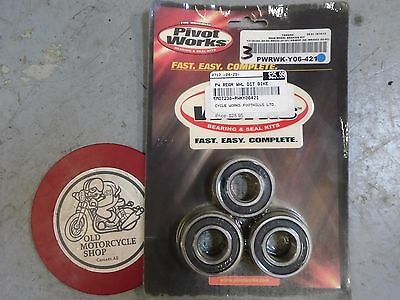 Pivot Works Yamaha Rear Wheel Bearing Kit P/N PWRK-Y06-421
