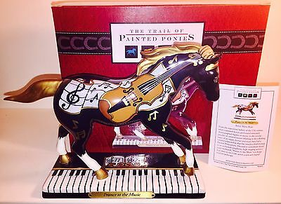 Prance To The Music Trail of Painted Ponies 1E MIB