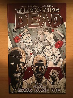 The Walking Dead Volume 1 Graphic Novel