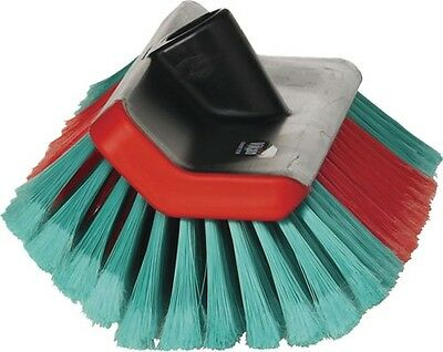 VIKAN Car Washing brush with Water flow 11in - 524752