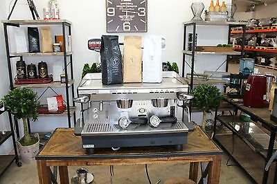 RANCILIO CLASSE 6 2 GROUP – Fully Automatic COMMERCIAL ESPRESSO COFFEE MACHINE