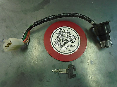 Honda Gl 500 / 650 Silverwing Ignition Switch With Key