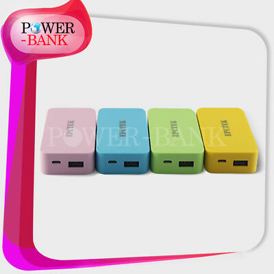 5200mAh Portable Power Bank External Battery Charger Pack Foe Mobile Cell Phone