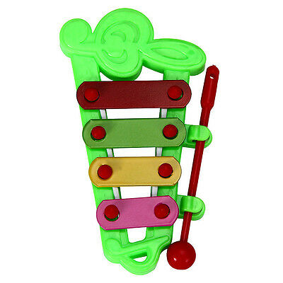 FA10 Baby Child Kid 4-Note Hand knock piano Musical Instrument Toys Wisdom Devel