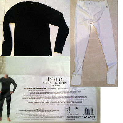 Polo Ralph's Lauren long John/thermal 96pcs. [PRL-THERMAL]
