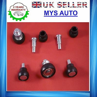 Vauxhall Vivaro Renault Trafic sliding door roller ball bearing bottom side
