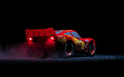 "035 Cars 3 - Pixar Lightning McQueen 2017 Cartoon Movie 38""x24"" Poster"