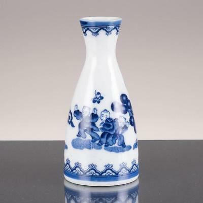 Chinese Porcelain Vase Blue And White 20th C