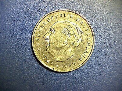 1974J Germany 2 Mark - UNC