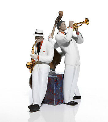 Lladro 01008568 TRIO DE JAZZ   8568 Top Sellers New in original box