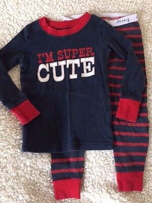 Boys Old Navy two piece PJ's - size 2T