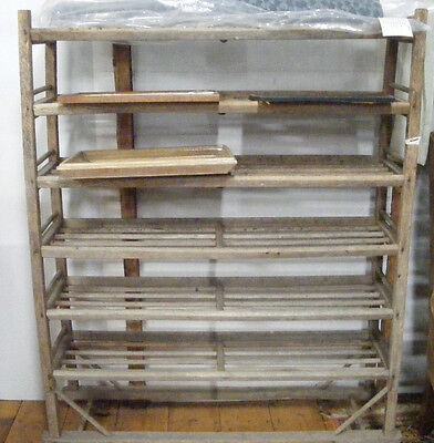 Antique Baker's Rack