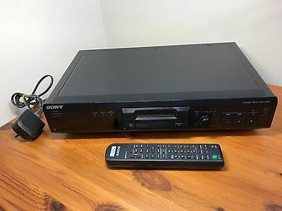 Sony MDS-JE330 MiniDisc Player with Remote -fully working trusted UK seller !