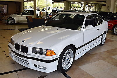 1994 BMW 3-Series Base Coupe 2-Door 1994 BMW E36 M Technic 325iS VERY RARE