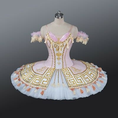 Professional Ballet Tutu platter dress. Costume Made - many colors available