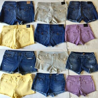 True Religion ladies Denim Shorts Assortment 30pcs. [TRLDshorts30]
