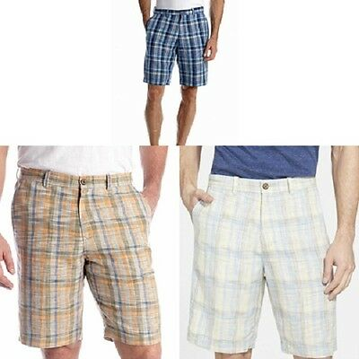 Tommy Bahama men's plaid shorts 24pcs. [TBplaidshort]