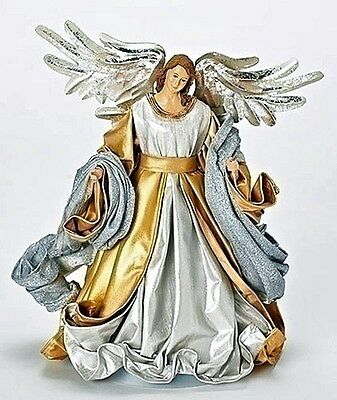 Christmas Tree Toppers - Seraphim Angel Tree Topper - Christmas Decoration