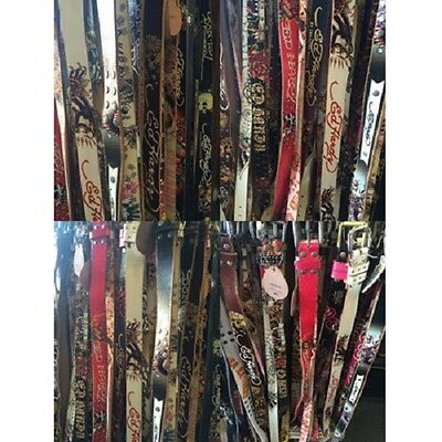 ED HARDY Ladies jeans belts assortment 50pcs. [edhardyladie]