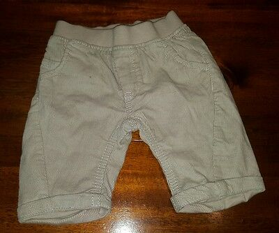 Baby Boys Up To 1 Month NEXT trousers  (A367)
