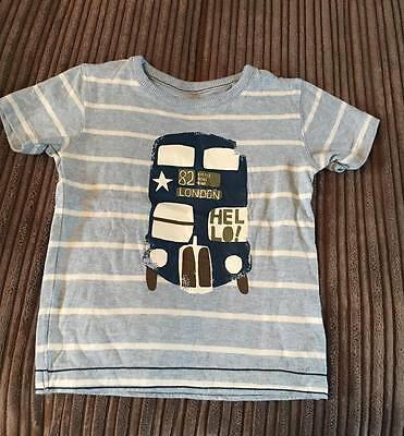 NEXT bus t-shirt * 9-12 months * Very good condition