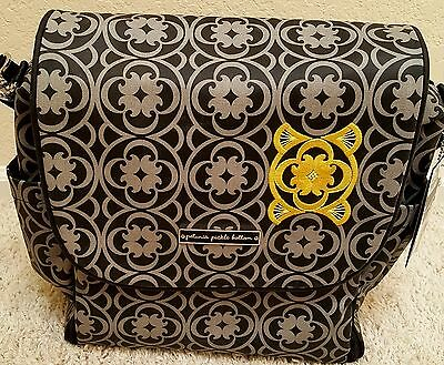 Petunia Pickle Bottom Boxy Backpack Diaper Bag in Casbah Nights New With Tags