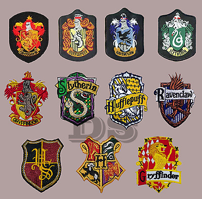 Harry Potter iron sew on patch badge
