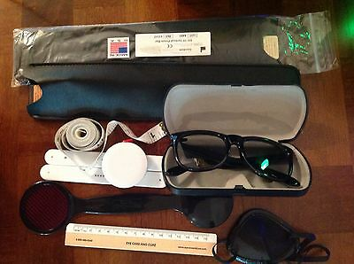 Horizontal and Vertical Prism Bar Set Gulden Ophthalmics and accessories