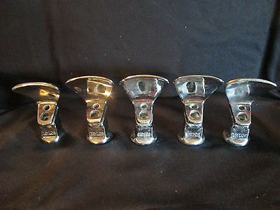 Chromed Plated Brass Bubbler For Halsey Taylor LOT of 5 (USED)