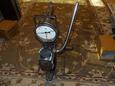 King Tester Corp. Portable Brinells hardness Tester