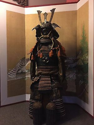 Japanese Antique Yoroi Armor