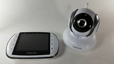 Motorola MBP36S Baby Monitor Camera with LCD Display Remote