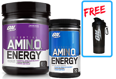 Optimum Nutrition Amino Energy 65 Serve + Amino Energy 30 Serve // Bcaa // Eaa